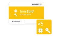 timeCard ID Card RFID - RF Proximity Card (Packung mit 25)