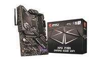MSI MPG Z490 GAMING EDGE WIFI - Motherboard