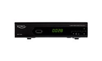 Xoro HRT 7620 - DVB-Digital-TV-Tuner/Digital-Player