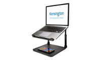 Kensington SmartFit Laptop Riser with Wireless Phone Charging Pad - Notebook-Ständer