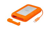 LaCie Rugged Thunderbolt - Solid-State-Disk