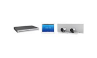 Cisco TelePresence Integrator Package with SX80 Codec, SpeakerTrack60 Microphone Array and Touch 10 - Kit für Videokonferenzen