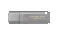 Kingston DataTraveler Locker+ G3 - USB-Flash-Laufwerk