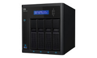 WD My Cloud PR4100 WDBNFA0000NBK - NAS-Server