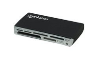 Manhattan Multi-Card Reader/Writer - Kartenleser