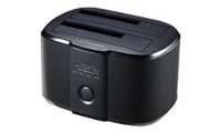 LC Power LC-DOCK-U3-II HDD Docking Station - Festplattenduplikator