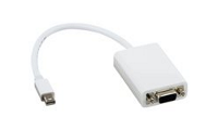 Lindy Mini-DisplayPort an VGA Adapter - Videokonverter