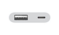 Apple Lightning to USB 3 Camera Adapter - Lightning Adapter