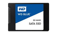 WD Blue 3D NAND SATA SSD WDS500G2B0A - Solid-State-Disk
