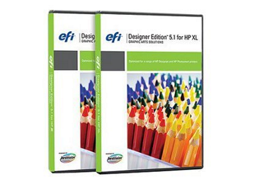 EFI Designer Edition RIP for HP XL - Box-Pack