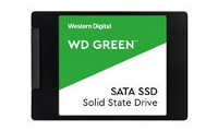 WD Green SSD WDS120G2G0A - Solid-State-Disk