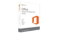 Microsoft Office Home and Business 2016 - Box-Pack