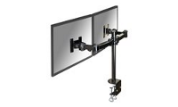 NewStar Full Motion Dual Desk Mount (clamp) FPMA-D960D - Tischhalterung für 2 LCD-Displays (einstellbarer Arm)