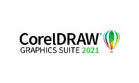 CorelDRAW Graphics Suite 2021 - Enterprise-Lizenz + 1 Jahr CorelSure-Softwarewartung