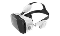 TerraTec VR-2 Audio - Virtual-Reality-Brille für Handy
