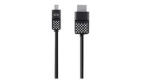 Belkin Mini DisplayPort to HDMI Cable - Videokabel