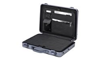 DICOTA Alu Briefcase 17.3 - Notebook-Tasche