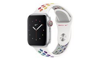 Apple 40mm Nike Sport Band - Pride Edition