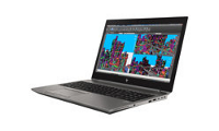 HP ZBook 15 G5 Mobile Workstation - Intel® Core™ i7-8850H Prozessor / 2.6 GHz