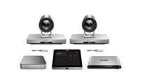 Yealink MVC II Series MVC900 II Microsoft Teams Rooms System for Extra-large Rooms - Kit für Videokonferenzen