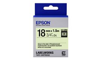 Epson LabelWorks LK-5ZBU - Glow in the Dark