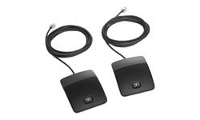 Cisco Wired Microphone Kit - Mikrofon (Packung mit 2)