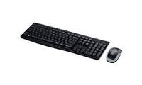 Logitech Wireless Combo MK270 - Tastatur-und-Maus-Set