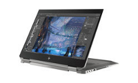 HP ZBook Studio x360 G5 Mobile Workstation - Flip-Design