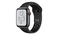 Apple Watch Nike+ Series 4 (GPS + Cellular) - 44 mm