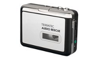 TERRATEC AUDIO Rescue - Kassettenrekorder/Digitalplayer
