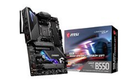 MSI MPG B550 GAMING CARBON WIFI - Motherboard