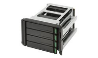 HP High Density 4 Bay Storage Kit - Speichereinschubadapter
