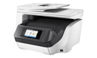 HP Officejet Pro 8730 All-in-One - Multifunktionsdrucker