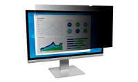 "3M Privacy Filter for 24"" Widescreen Monitor (16:10) - Display privacy filter"
