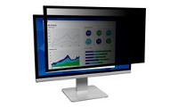 "3M Framed Privacy Filter for 24"" Widescreen Monitor - Display privacy filter"