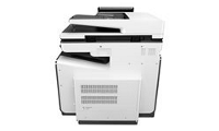 HP PageWide Enterprise Color MFP 586f - Multifunction printer