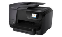 HP Officejet Pro 8710 All-in-One - Multifunction printer