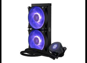 Cooler Master MasterLiquid ML240L RGB - Processor liquid cooling system