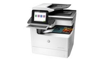 HP PageWide Enterprise Color Flow MFP 785f - Multifunction printer