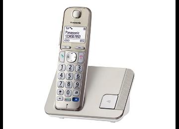 Panasonic KX-TGE210 - Cordless phone with caller ID