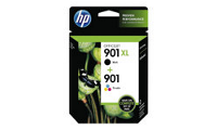 HP 901XL/901 Combo-pack - 2-pack