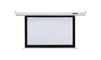 Acer E100-W01MW - Projection screen