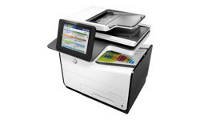 HP PageWide Enterprise Color MFP 586dn - Multifunktionsdrucker