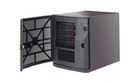 Supermicro SC721 TQ-250B - Tower