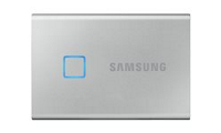 Samsung Portable SSD T7 Touch MU-PC500S - Solid-State-Disk
