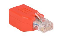 StarTech.com Cat6 Cable - Cat6 Crossover Adapter
