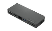 Lenovo Powered USB-C Travel Hub - Docking Station