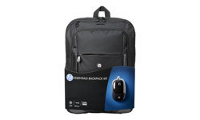 HP - Notebook carrying backpack