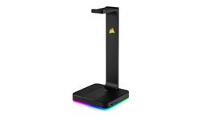CORSAIR Gaming ST100 RGB Premium Headset Stand - Sound card