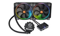 Thermaltake Water 3.0 Riing RGB 280 - Liquid cooling system